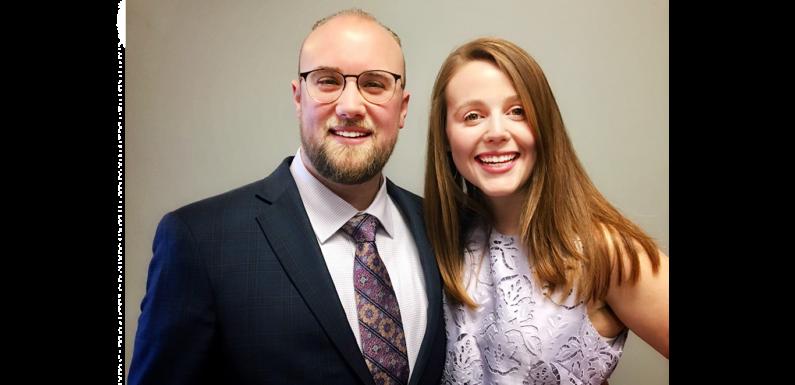 Pastor Christopher and Brooke Lynn
